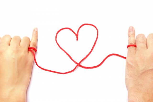 相性・運命の赤い糸