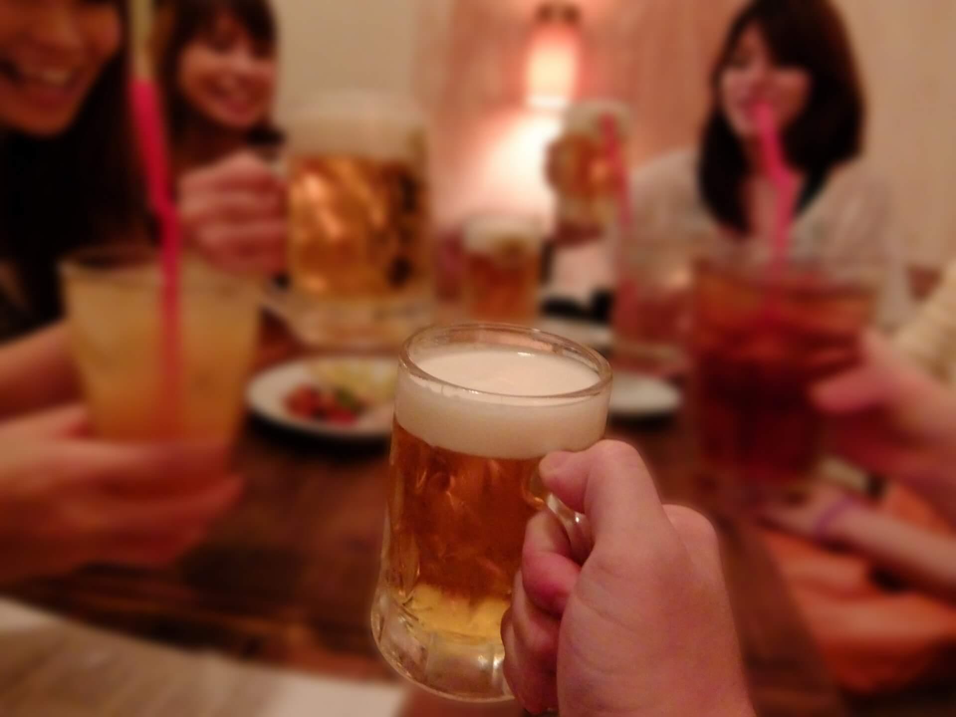 飲み会・合コン・街コン